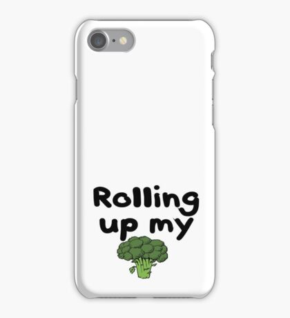 Broccoli DRAM Lil Yachty iPhone Case/Skin