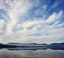 Hello to Hobart by KAHTOGRAPHY