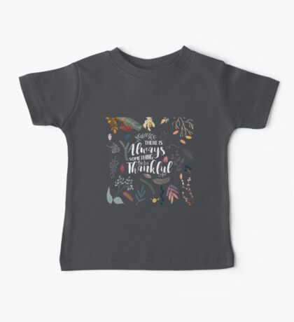 Thanksgiving Decor and Apparel Baby Tee