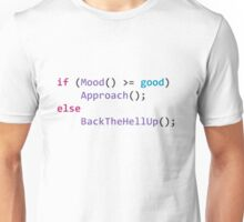 developer mood Unisex T-Shirt