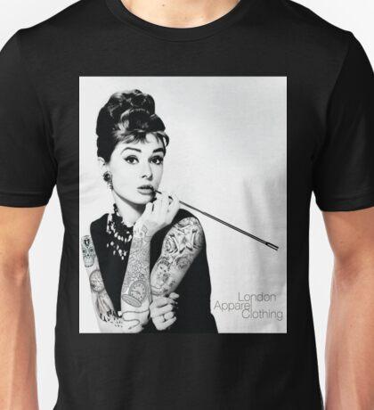 Hepburn Ink'd Unisex T-Shirt