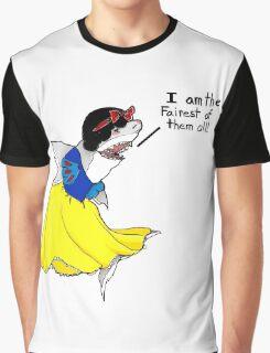 Great (Snow) White Shark Graphic T-Shirt