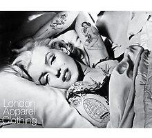 Monroe Ink'd by LondonApparel