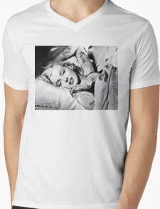 Monroe Ink'd Mens V-Neck T-Shirt