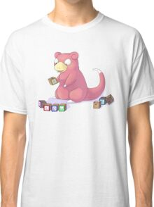 Pokemon Slowpoke Classic T-Shirt