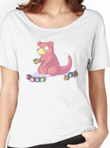 Pokemon Slowpoke Women's Relaxed Fit T-Shirt