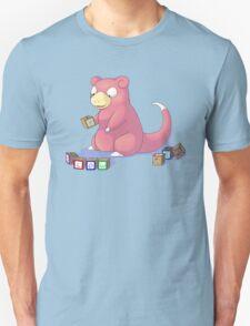 Pokemon Slowpoke Unisex T-Shirt