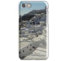 Santorini, Greece iPhone Case/Skin