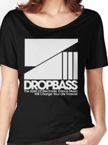 DropBass Logo (New) Women's Relaxed Fit T-Shirt