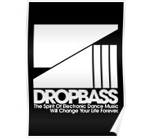 DropBass Logo (New) Poster