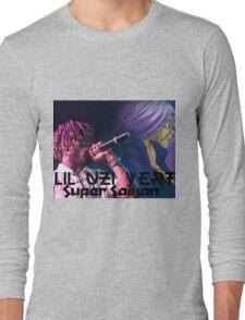 Lil Uzi Vert Super Saiyan  Long Sleeve T-Shirt