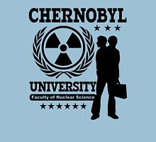 Chernobyl University Nuclear Science T-Shirts and Hoodies Unisex T-Shirt