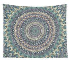 Mandala 135 Wall Tapestry