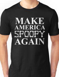 Make America Spoopy Again Unisex T-Shirt