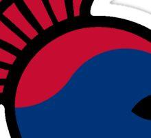 Korean Spartan Sticker