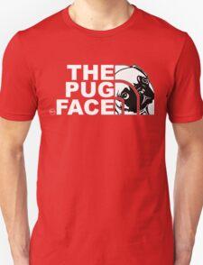 THE PUG FACE Unisex T-Shirt
