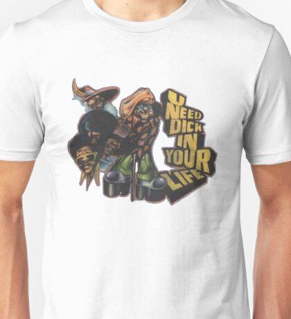 DICK POSSE Unisex T-Shirt