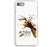 Oktoberfest A iPhone Case/Skin
