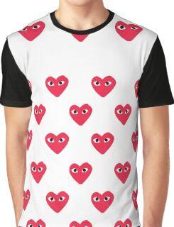 Comme des Garcon Graphic T-Shirt