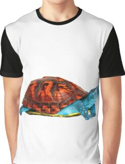 Realistic Squirtle Graphic T-Shirt