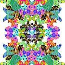 Butterfly Mirror by SuburbanBirdDesigns By Kanika Mathur