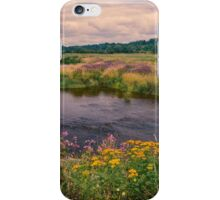 Wildflowers Along The Grand iPhone Case/Skin