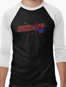 EXCELS-EEYORE! Men's Baseball ¾ T-Shirt