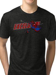 EXCELS-EEYORE! Tri-blend T-Shirt