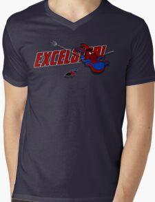 EXCELS-EEYORE! Mens V-Neck T-Shirt