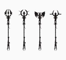 Elemental Staffs [CoD Zombies] by Nemesis96