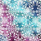 Motif pattern_rainbow by SuburbanBirdDesigns By Kanika Mathur
