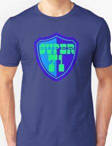 Super 71 - Shield - Blue T-Shirt