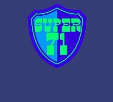 Super 71 - Shield - Blue Unisex T-Shirt