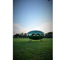 Alien curmudgeons Photographic Print
