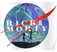 Rick & Morty Poster
