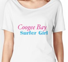 Coogee Bay Surfer Girl Women's Relaxed Fit T-Shirt