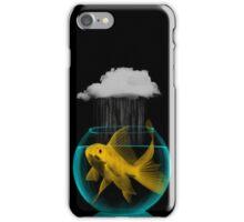Atight spot in the rain iPhone Case/Skin