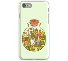 Bunny in a Bottle iPhone Case/Skin