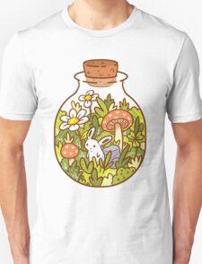 Bunny in a Bottle Unisex T-Shirt