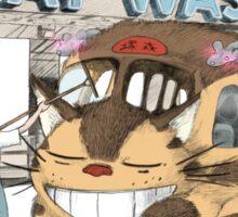 Cat Wash Sticker