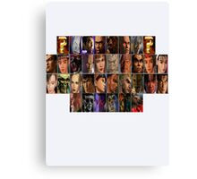 Tekken Tag Canvas Print