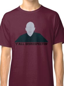 Harry Potter - Y'all Disrespectin' Classic T-Shirt