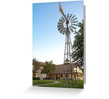 Maurice Carrie Winery Greeting Card