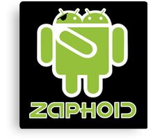 ZAPHOID GOOGLEBROX - Droid Army Canvas Print
