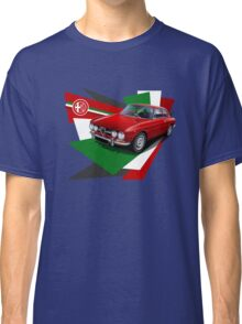 Alfa Romeo GTV 1750 T-shirt 'Explosion' Classic T-Shirt