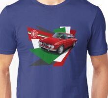 Alfa Romeo GTV 1750 T-shirt 'Explosion' Unisex T-Shirt