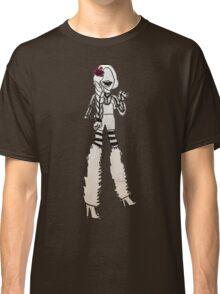 Halloween lady Classic T-Shirt