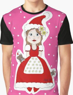 Merry Christmouse Graphic T-Shirt