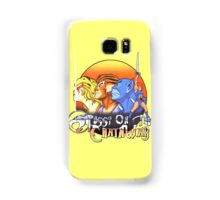ThunderCats On The Chain Wax Samsung Galaxy Case/Skin