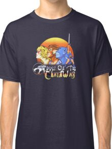 ThunderCats On The Chain Wax Classic T-Shirt